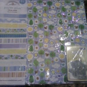 Doodlebug Paper Pack